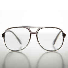 Gray Aviator Classic Vintage Reading Glasses Diopter 3.00 - Irwin