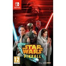 STAR WARS PINBALL GIOCO NUOVO SWITCH ITALIANO SIGILLATO
