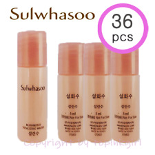 36pcs x Sulwhasoo Bloomstay Vitalizing Water,New,Toner,Moisture, Anti Aging,Amore