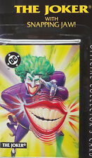 Batman Joker - Legends of, SNAPPING JAWS Kenner Mint Figure N/Mint Card '94