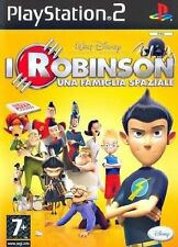 I Robinson - Una Famiglia Spaziale PS2