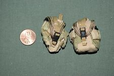 "1:6 Modern US Army Camo Gear Bags Pouch (Lot of 2) for 12"" Action Figures C-138"