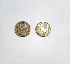 Syria 1/2 Piastre 1921 Year 1/2 Piastre Syrienne+BONUS ONE Unknown For Me Coin