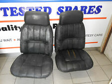 Ford ZH-XB-XC Front Bucket Seats S/N# V3794