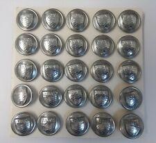 Genuine British Issue London Fire Brigade & Civil Large Buttons 38L x 25
