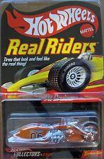 2005 HW RLC Real Riders Series 4 - Pit Cruiser - MOMC...PERFECT - General Lee