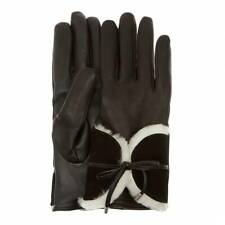 UGG Australia Combo Sheepskin Trim Gloves,Gift Box include next day delivery