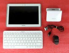"Samsung Galaxy Tab 2 10.1"" GT-P5113 16GB Tablet with Keyboard & Dock Bundle"