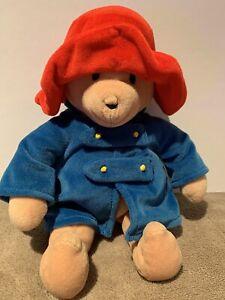 Paddington Bear Plush Stuffed Toy - 27cm Approx