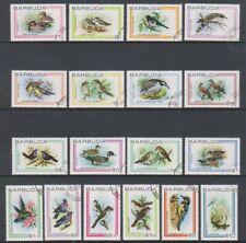Barbuda - 1980, Birds set - F/U - SG 503/20