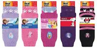 Heat Holders - Damen Kinder Mädchen Anti Rutsch ABS Thermosocken Stoppersocken