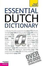 Essential Dutch Dictionary: Teach Yourself by Dennis Strik, Gerdi Quist...