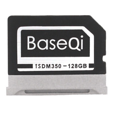 BASEQI Aluminum 128GB Storage Expansion Card for Surface Book (iSDM350MSV)