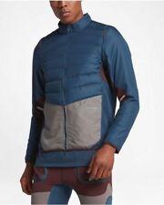 NWT Men's Nike NikeLab Gyakusou AeroLoft Zip Off Running Jacket Small 872069 400