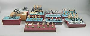 Massive Collection of Steadfast Soldiers 14 Boxed Sets 50 Pcs Miniatures
