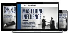 Anthony Robbins - Mastering Influence, Creating Lasting Change Video USB Gift