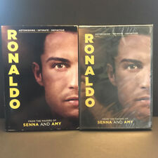 RONALDO DVD BIOGRAPHY Documentary FOOTBALL SOCCER CHAMPION  NEW Sealed