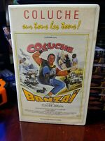 Banzai, SECAM Vhs, With Coluche, Clamshell Case, french language comedy