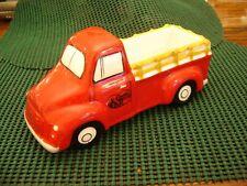 "Cracker Barrel Red Truck, 8"""