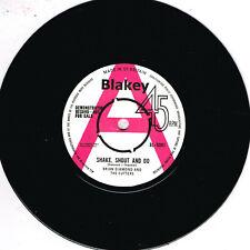 BRIAN DIAMOND - SHAKE SHOUT & GO b/w JOHN FRASER - GOLDEN CAGE (Brit Rock & Roll
