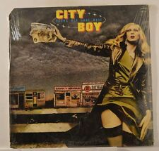 city boy lp young men gone west    sbm 1-1182   SEALED