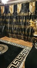 Luxury Handmade Curtains, net, swags and tails, All in one ..