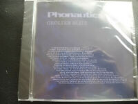 PHONAUTICS   -   GEÖLTER  BLITZ ,     CD  2014 ,   ROCK ,  PUNK  ,  NEU & OVP