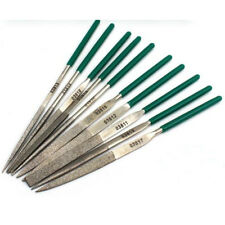 10pc Diamond Shaping File Set 3x140MM Hand Tool Repair