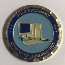 NYPD Police Department City Of New York Police Academy Computer Training Unit