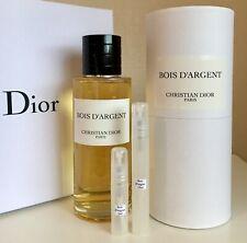 Christian Dior Bois D'argent EDP 5ml or 10ml Sample Spray - 100% Genuine