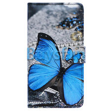 Beautiful Butterfly Wallet Leather Cover Case for Samsung Galaxy Note 3 N9000