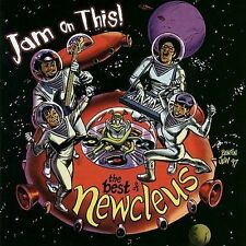 Jam on This!: The Best of Newcleus by Newcleus (CD, Jul-1997, Rhino (Label))