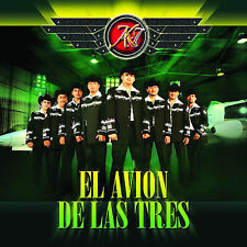 El Avion de las Tres by AK-7 (CD ) New with Defects Read Ad