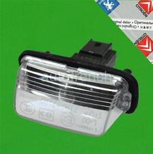 GENUINE Peugeot 206 207 306 307 308 406 407 5008 Number Plate Lamp Light  6340A3
