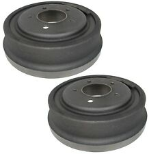 Pair Set 2 Rear Brake Drums ACDelco Pro For Ford F-150 97-00 12mm Bolts 5 Studs
