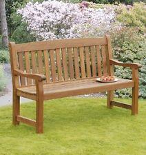 Balmoral Hardwood 3 Seat Bench In Nyatta Hardwood Garden Furniture Free Delivery