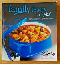 SLIMMING WORLD BOOK - FAMILY FEASTS FOR A FIVER
