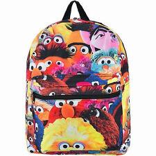 Sac à dos Sésame SEGMENT NEUF SESAME STREET 30x40x15cm enfants sac coloré