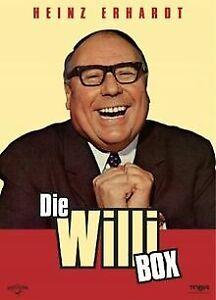 Heinz Erhardt - Die Willi-Box [4 DVDs]   DVD   Zustand gut