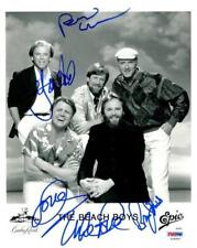 Reprint - Beach Boys Rare Signed 8 x 10 Glossy Photo Poster Rp Brian Wilson