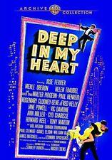 DEEP IN MY HEART (1954 Jose Ferrer) - Region Free DVD - Sealed