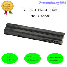 For Dell N3X1D battery Latitude E6540 E6440 E5530 E5430 E6520 E6420 Black Lot