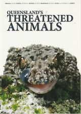 QUEENSLAND'S THREATENED ANIMALS 449 Pages **NEW COPY**