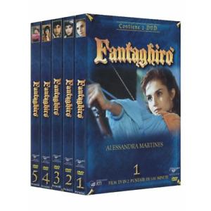 FANTAGHIRO' - SERIE COMPLETA (10 DVD)