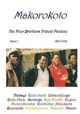 THE FOUR BROTHERS ZIMBABWE BAND - TRIBUTE FANZINE MAKOROKOTO (PDF COPY)