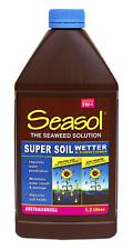 Seasol SUPER SOIL WETTER & CONDITIONER 1.2L Maximises Nutrient Uptake *Aust Made