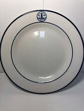 Vintage US Lighthouse Services The Navy Blue Collection Plate Coast Guard