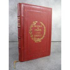 Hervé Jacques L'Egypte Gravures sur bois et cartes bel exemplaire 1883