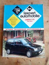 Revue L'expert Automobile #296 Lancia Y10 Tous types