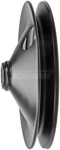 FITS MANY 81-00 CHEVROLET GMC MODELS POWER STEERING PUMP PULLEY *SEE FITMENT*